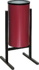 Металлическая урна СЛ2-250   Купить недорого в Уфе